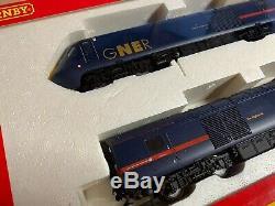 Hornby OO Gauge. R 2703. GNER HST 125 BO-BO Diesel Class 43