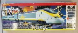 Hornby R1013 OO Gauge Eurostar HST 3219 & 3220 Train Set Rarer Version