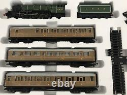 Hornby R1072 Flying Scotsman Train Set OO Gauge Boxed Please Have A Read & Look
