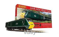 Hornby R1230 GWR High Speed Train Set'00' Gauge Dcc Ready New Boxed