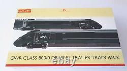 Hornby R3609 GWR IEP Bi-Mode Class 800/0 Queen Elizabeth & Victoria OO Gauge