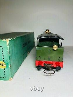 Hornby Series O gauge No2 Electric Tank Loco Green GWR 2221