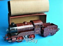 Hornby Series O gauge c1934, electric, 6 Volt, L. M. S. Tender Loco, R. N. 1000