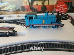 Hornby Thomas The tank Engine Electric Train Set R18100 Gauge Used in Box