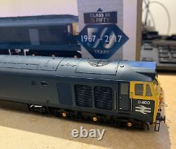 Hornby'oo' Gauge R3571 Br Blue Class 50 Is Fifty Electric Special Edition