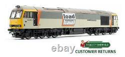 Hornby'oo' Gauge R3657 Loadhaul Co-co Class 60 Diesel Electric Loco