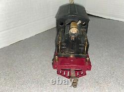 IVES RAILWAY LINES MOTOR 3255 ENGINE PAT. FEB 20.12 O Gauge Untested