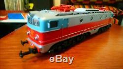 Ibertren HO gauge RENFE Alsthom Talgo Class 276 spanish electric locomotive