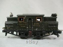 Ives Railway Lines 3253 NYC HR O Gauge Electric Locomotive Vintage Railway B54-2