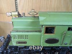 Ives Standard Gauge Light Green 3243R Loco