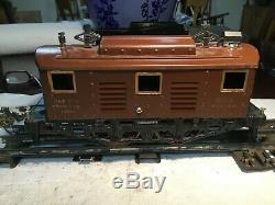 Ives wide gauge 3235 electric Loco redone
