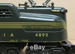 K-Line K2780-4892 PRR/Pennsylvania GG-1 Brunswick Green 5-Stripe O-Gauge