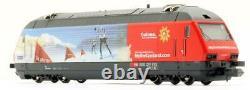 Kato'n' Gauge 13709-0 Class 4/4-460 Sbb Cff Ffs Schweiz Electric Loco