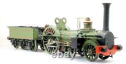Kit/scratch Built Gauge 1 (2-rail) Electric Steam Locomotive Unboxed