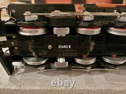 LGB 2040 RhB Brown Crocodile Electric Engine G-Gauge
