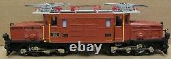 LGB 2040 RhB Brown Crocodile Electric Engine G-Gauge USED
