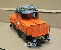 LGB 2044 Rangierlok GE 2/4 der Rhatischen Bahn Electric Engine G Gauge NOS