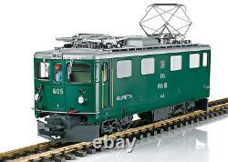 LGB 22040 Gauge G Electric Locomotive Ge 4/4 Rhb