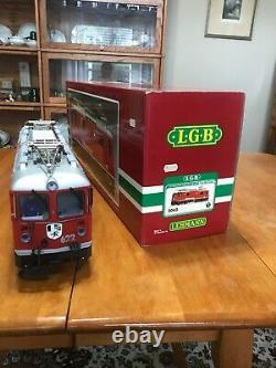 LGB 2343 Electric Engine G-Gauge
