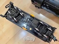LGB G GAUGE 20872 SANTA FE 2-8-2 MIKADO STEAM ENGINE With SOUND IN ORIGINAL BOX