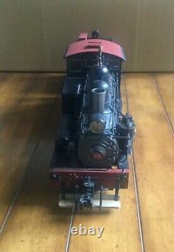 LGB Gauge Accucraft Metal Three Truck Shay Locomotive with Phoenix Sound