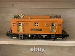 LIONEL 9E ELECTRIC By WILLIAMS REPRODUCTION 1973 LOCOMOTIVE STANDARD GAUGE