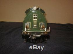 Lionel 1-381 Classics 6-13102 Standard Gauge 2 Tone Green Electric Locomotive#MM