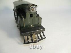 Lionel 154 Electric Loco NYC Lined Dk Green Original Prewar O Gauge X4502