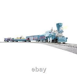 Lionel 2023040 Disney Frozen 2 Bluetooth Electric Power O Gauge Model Train Set