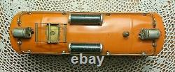 Lionel 256 Prewar O-Gauge Elec. Loco with Stamped Lettering 0-4-4-0 made 1924-30