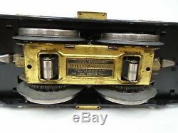 Lionel 318E Electric Locomotive 0-4-0 (BLACK) Standard Gauge TIN BUILD A MOTOR