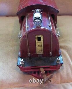 Lionel #380 Standard Gauge Electric, (maroon)