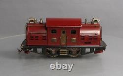 Lionel 380 Vintage Standard Gauge 0-4-0 Electric Locomotive Repainted