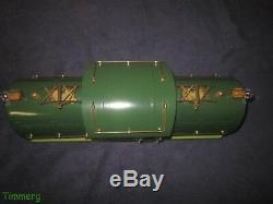 Lionel 381E Standard Gauge Electric Cab Shell Assembly With Trim
