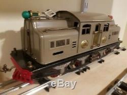 Lionel 402E Standard Gauge Dual Motor 0-4-4-0 Electric Locomotive RESTORED