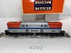 Lionel 6-18303 Amtrak #8303 GG-1 Electric Engine Used O Gauge LN OB