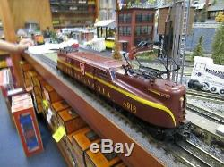Lionel 6-18354 Pennsylvania Gg-1 Tmcc Single St Pre Owned Tested O Gauge 3 Rail