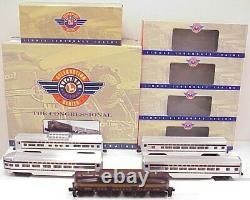 Lionel 6-21782 Pennsylvania Congressional GG1 O Gauge Electric Train Set MT/Box