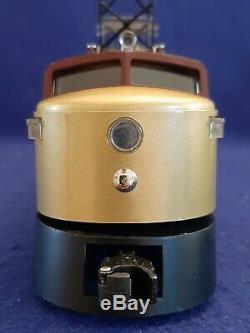 Lionel 6-8272 Pennsylvania PRR EP-5 Golden Electric Diesel Loco O Gauge EXC COND