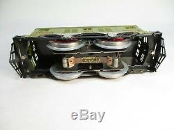 Lionel 8E Electric Boxcab Loco Olive Standard Gauge X3037