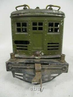 Lionel 8E Standard Gauge Electric Locomotive Olive Model Railway Train B44-18