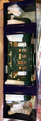 Lionel Corporation #11-2015-0 Tinplate Std. Gauge Super 381 Green Electric