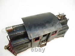 Lionel MFG 33 Electric Loco U Frame Black Early Standard Gauge X6178