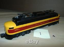 Lionel O Gauge 2351 Milwaukee Road Ep Electric. #1