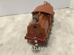 Lionel O Gauge 252 Electric Locomotive -work