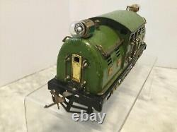 Lionel O Gauge # 254 Electric Locomotive -work