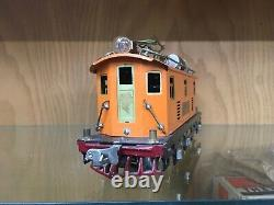 Lionel O Gauge 256 Locomotive Reproduction by Williams EX