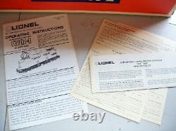 Lionel O Gauge 6-18300 O Pennsylvania GG-1 Diesel Electric Locomotive with box