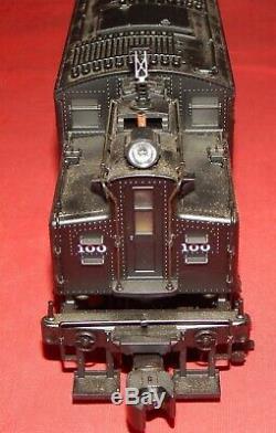 Lionel O Gauge, 6-18351 New York Central S-1 Electric Locomotive withOriginal Box