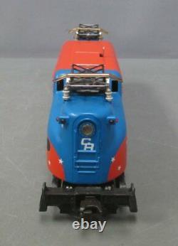 Lionel O Gauge Conrail Bicentinneal GG-1 Electric Locomotive #4800 E. Welz EX